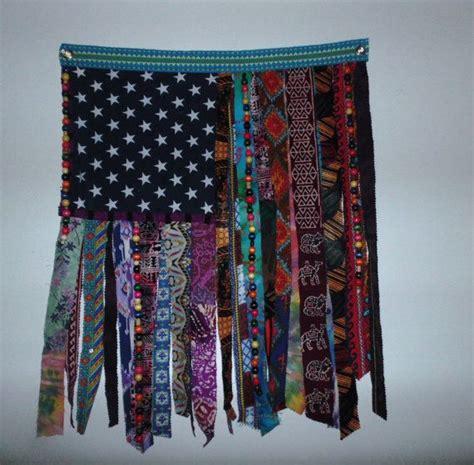 hippie bead curtains bohemian hippie beaded curtain flag wall door ethnic
