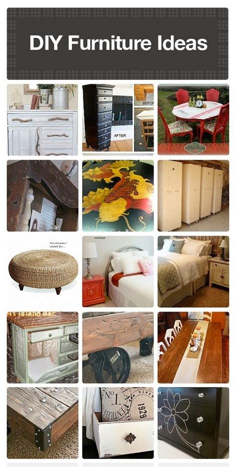 diy projects craft ideas diy furniture ideas diy craft projects