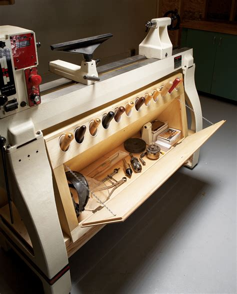 woodworking lathe projects wood lathe tool storage plans diy free bed
