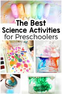 science crafts for 25 science activities for preschoolers that are totally