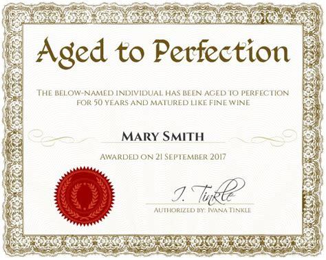 blank award templates certificate template