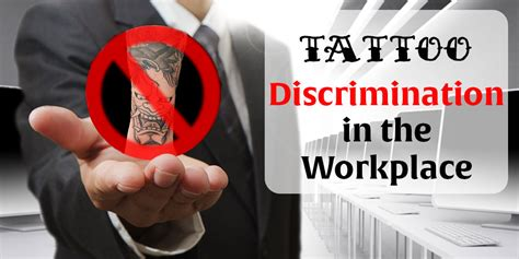 Modification Discrimination In The Workplace by 28 Tattoos In The Workplace Discrimination Tattoos