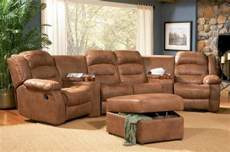 theatre sectional sofas coaster sofas and sectionals 500639 jackson home