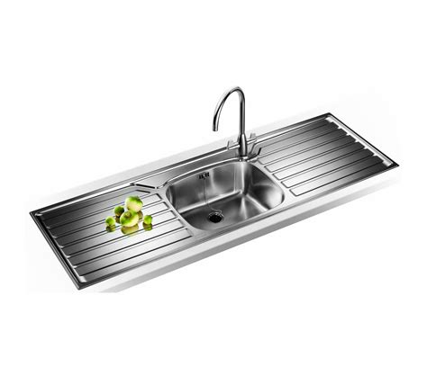 kitchen sinks and taps uk franke uk designer pack ukx 612 stainless steel sink and tap