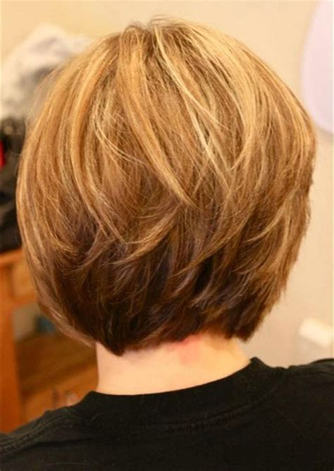 views of back of medium hairstyles back view of short haircuts short haircuts for women over