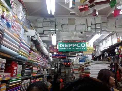 craft paper store geppco is a new discovery for me it is also in the tabora