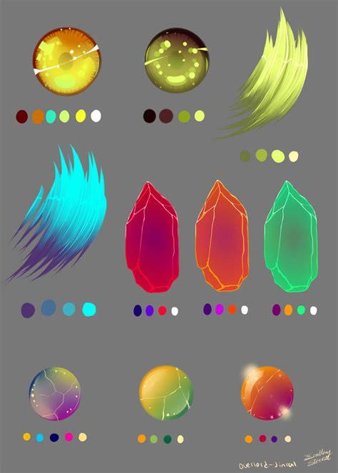 paint tool sai color swatches misc color swatches by overlord jinral deviantart on