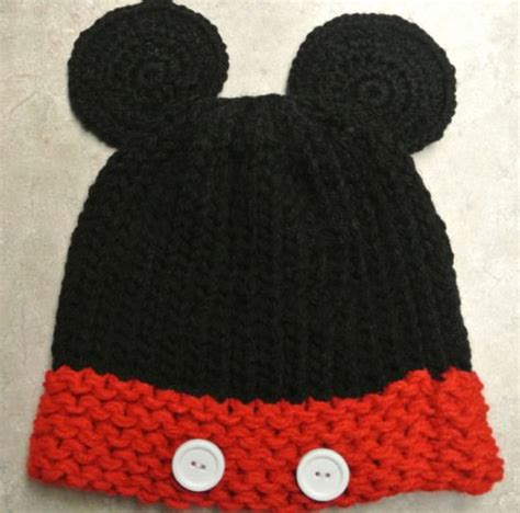 mickey mouse knit hat mickey for eli knit hats mice and mickey
