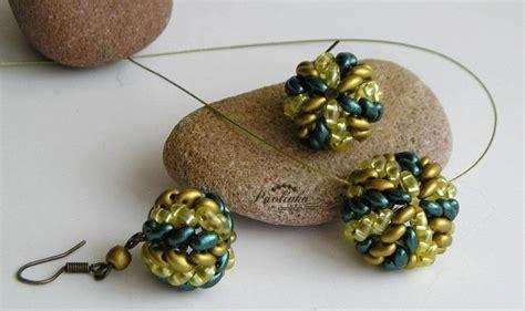 beading with superduos herringbone superduo beaded bead beading beaded