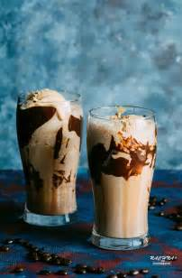 How to make perfect cold coffee recipe with ice cream   Rachna's Kitchen