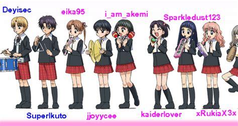 gakuen list opinions on list of gakuen characters