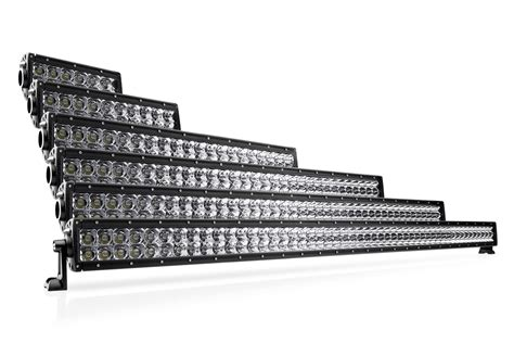 e series led light bar rigid industries e series led light bars mobile living