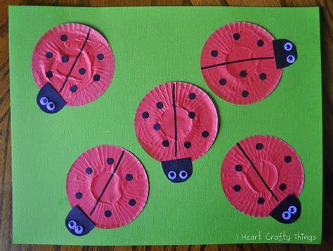 ladybug craft projects ladybug craft primavera