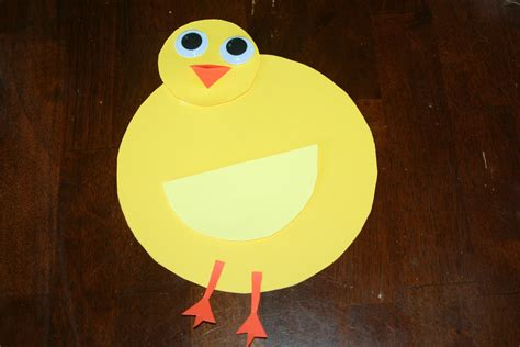craft for duck craft using paper