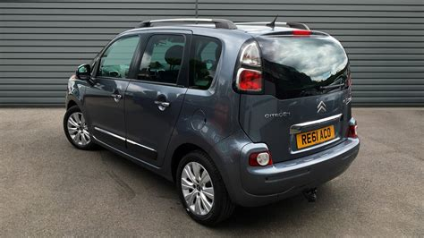 Used Citroen by Used Citroen C3 Picasso Mpv 1 6 Vti Exclusive Egs6 5dr