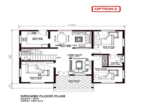 3 bedroom house plans in kerala kerala 3 bedroom house plans house plans kerala model free