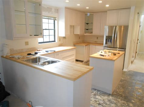 kitchen cabinet installers kitchen cabinet remodeling should you do it evan spirk