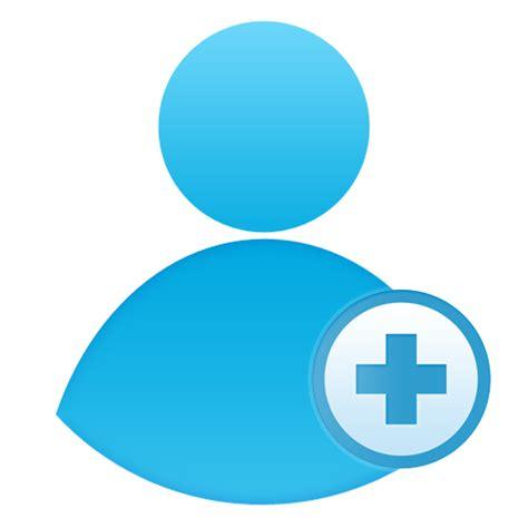 add a add user icon icon search engine