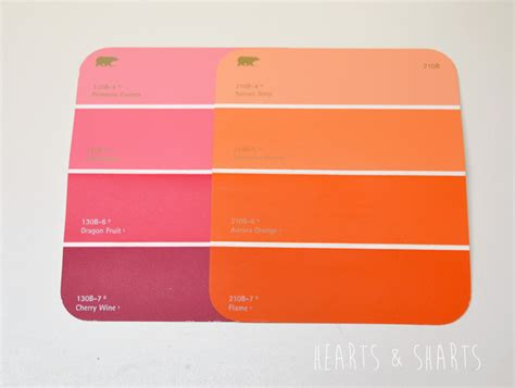 home depot paint types painting ombre hearts sharts