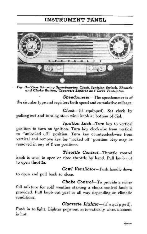 old cars and repair manuals free 2010 chevrolet camaro interior lighting directory index chevrolet 1948 chevrolet 1948 chevrolet owners manual