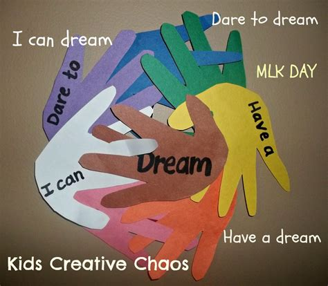 mlk crafts for handprint catcher paper craft for martin luther king