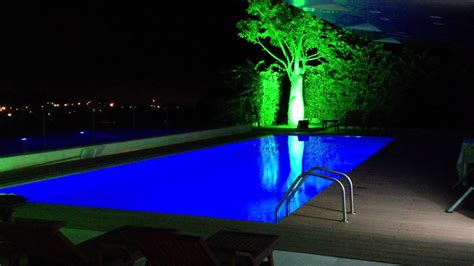 colored led lights pool with multi colored led lighting