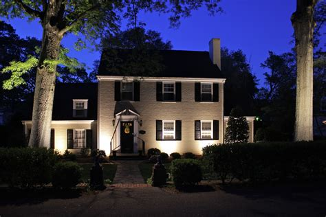 landscape lighting on house four ways to light up the outdoors for an event inaray design