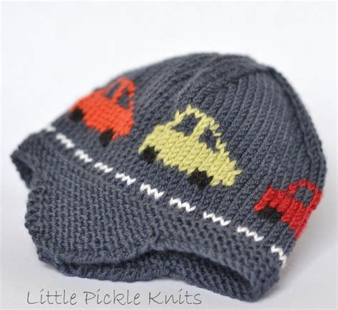 knitted car pattern cars aviator knitting pattern by pickle knits
