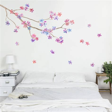 images of wall stickers blossom branch wall sticker by oakdene designs