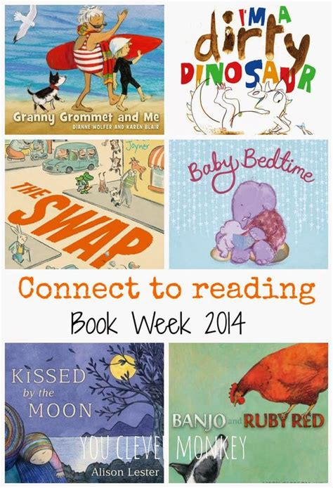 using picture books to teach comprehension strategies book week 2014 connect to reading early childhood