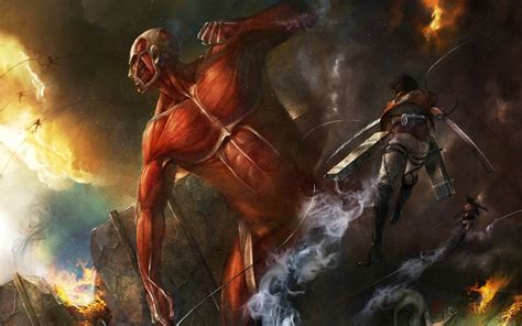 attack on titan 1 attack on titan by taitsu22 on deviantart