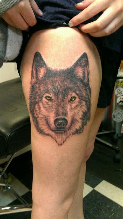 cool wolf tattoo best tattoo design ideas