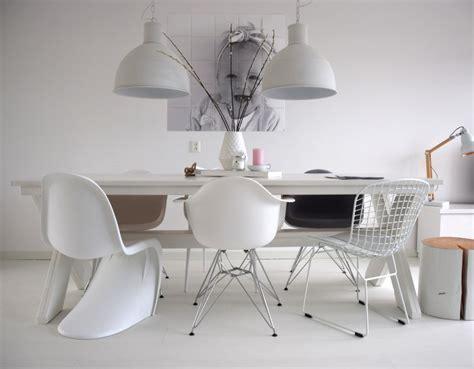 Witte Woonkamer Stoelen by Interieur Nieuwe Stoelen