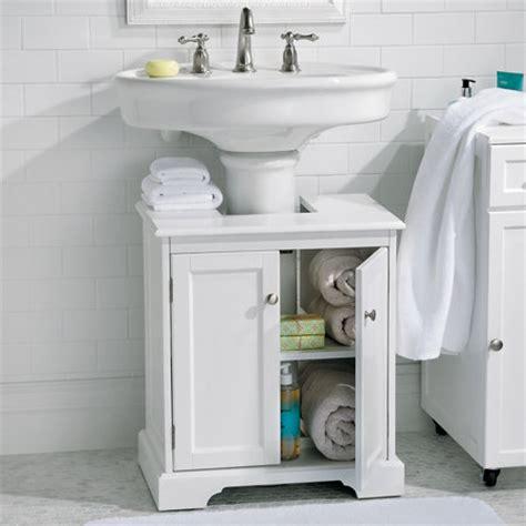 storage bathroom sink weatherby bathroom pedestal sink storage cabinet