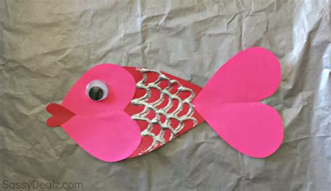 fish crafts for fish craft for crafty morning