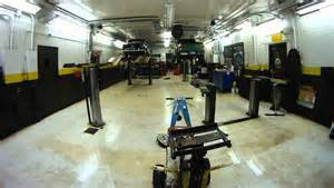 Machine Shop Floor Plans timelapse how to clean a mechanic shop fast and