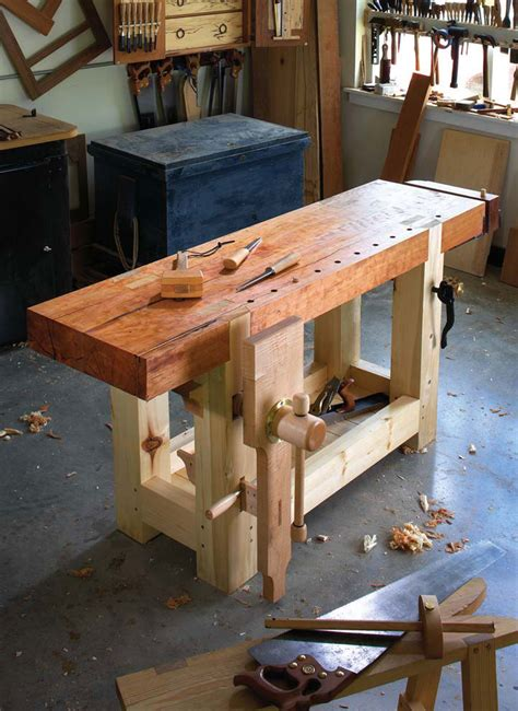 signature woodworking my signature series workbench lost press