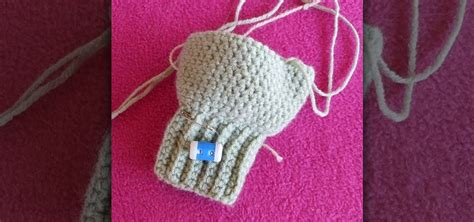 row counter knitting how to use a needle mounted row counter when crocheting or
