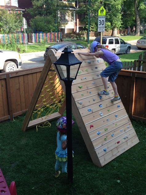 backyard climbing structures 25 unique play structures ideas on play