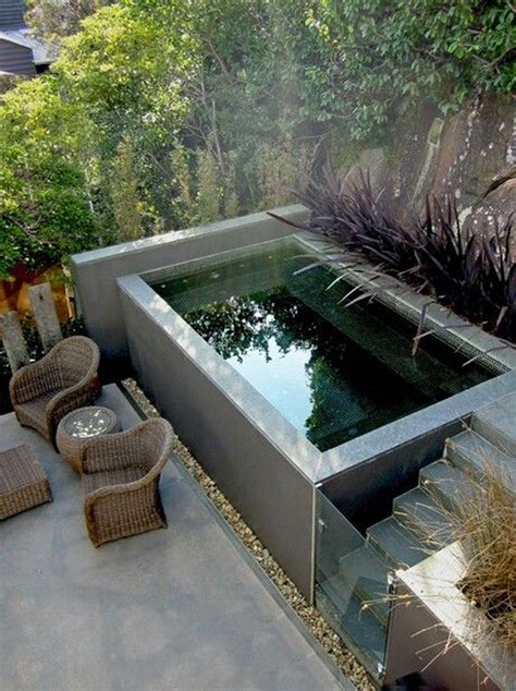 small pool for small backyard small plunge pool for small backyard