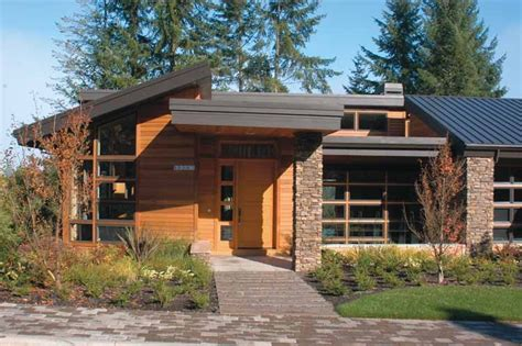 shed style houses contemporary modern house plans at eplans modern
