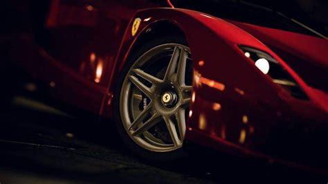 Hd Black Car Wallpaper For Laptop by Car Enzo Tires Rims Gran Turismo