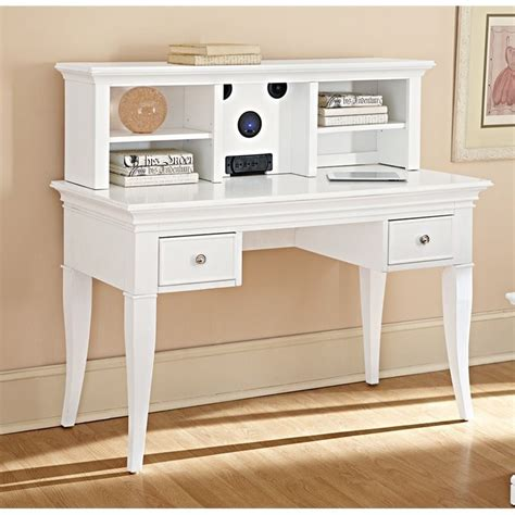 kid desk with hutch ne walnut writing desk with hutch in white