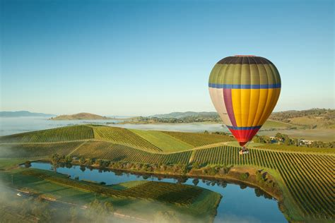 yarra valley global ballooning air balloon rides flights yarra