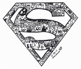 captain america superman gif wifflegif