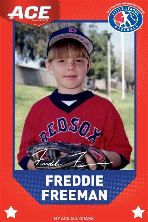 make your own sports card freddie freeman freddiefreeman5