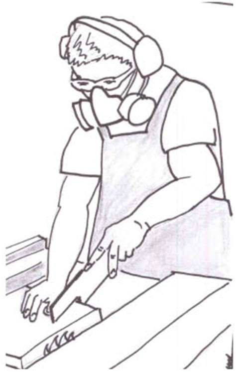 safety in the woodwork room elcosh medium density fiberboard mdf safety for carpenters