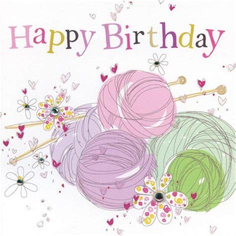 Happy Birthday Knitting Gallery