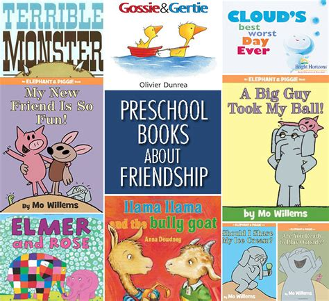 family picture books preschool children s books about friendship bright horizons