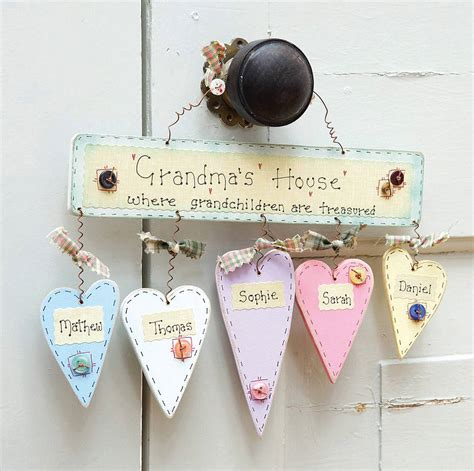 what are great gifts personalised s house sign by primitive